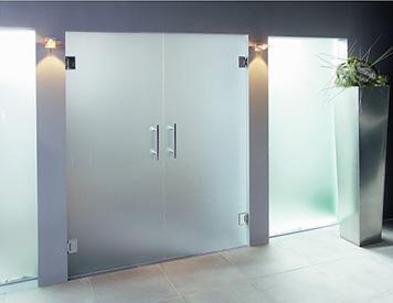 Стеклянные двери Стекло Сб