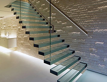 Стеклянные лестницы Стекло Сб