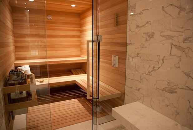Двери для бани и сауны 1
