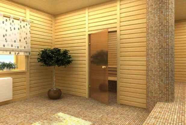 Двери для бани и сауны 2