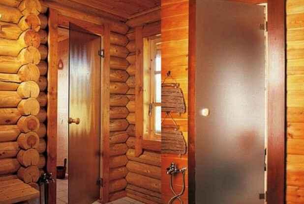 Двери для бани и сауны 4