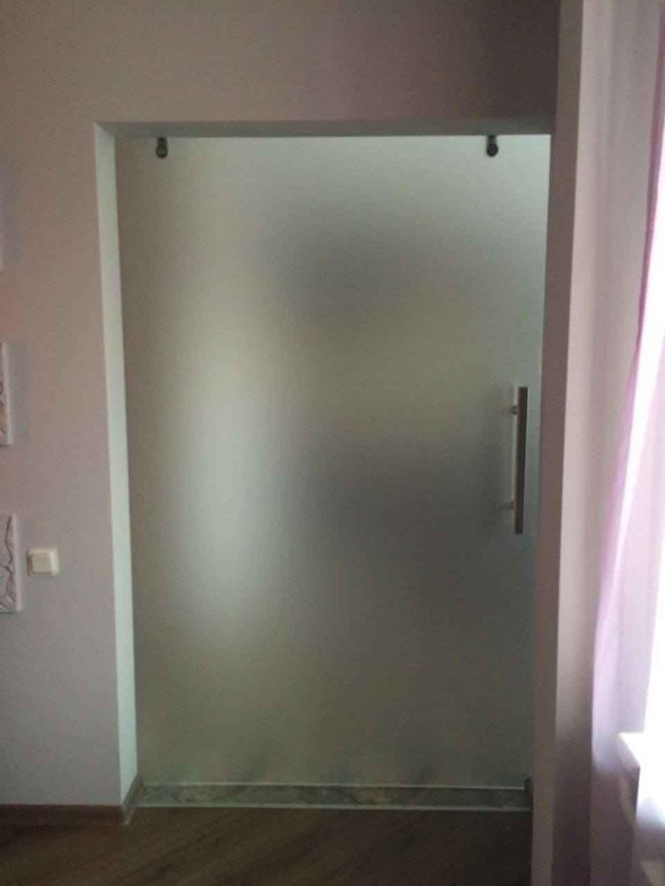 Стеклянные двери 15