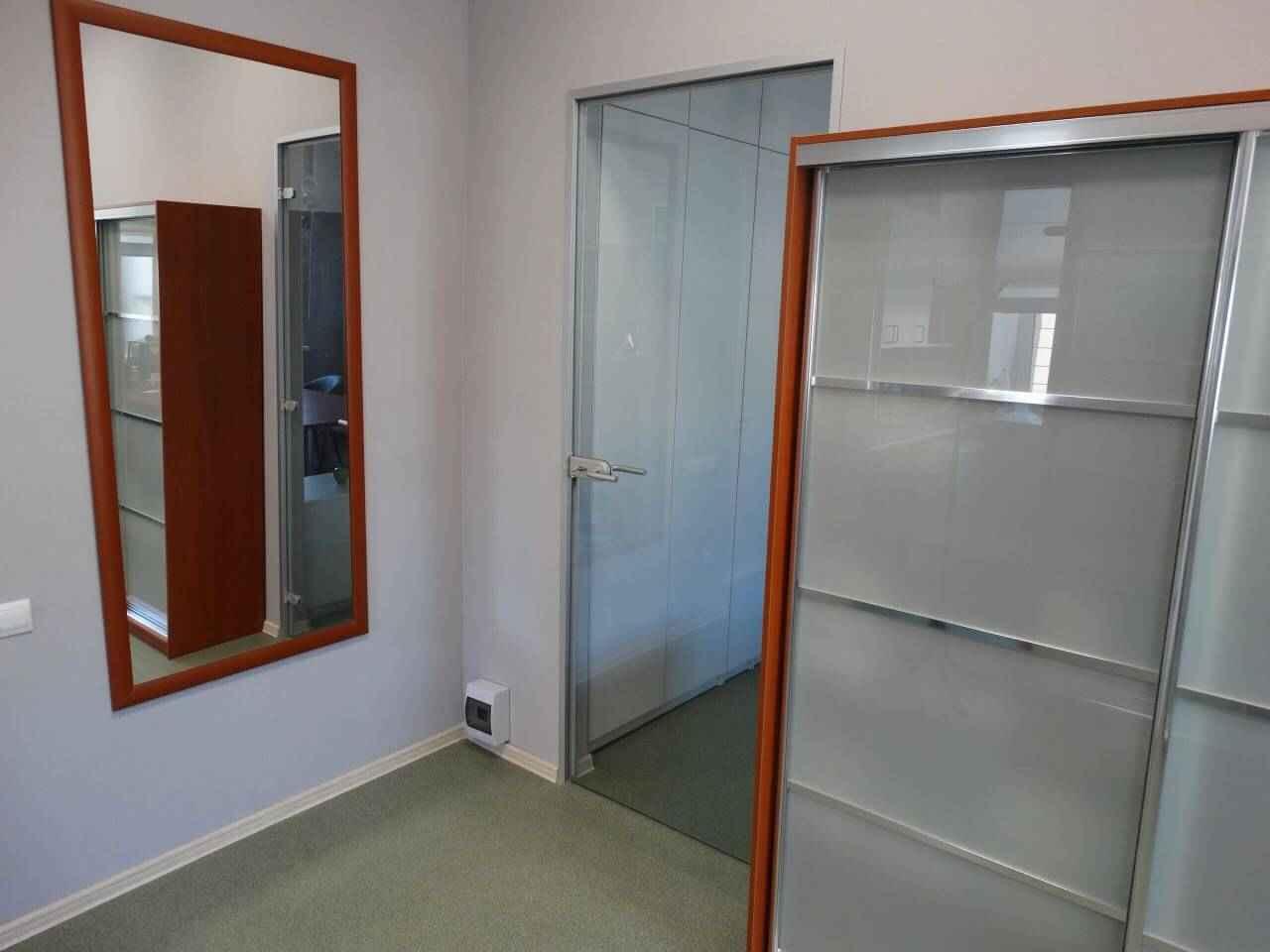стеклянные двери 8