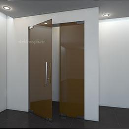 Маятниковые двери323